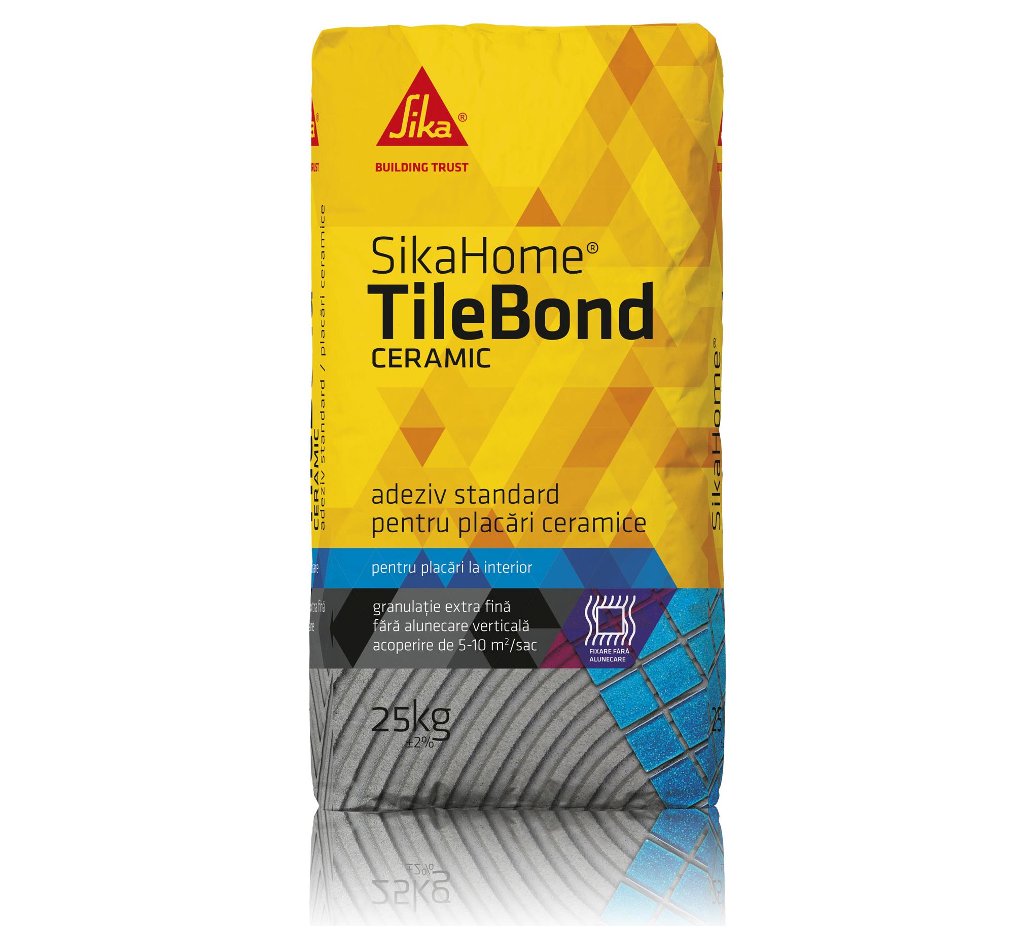SikaHome TileBond Ceramic - SikaHome Tilebond Ceramic