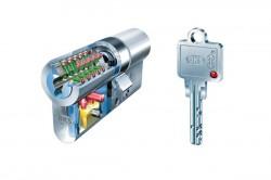 Cilindru cu cheie reversibila JANUS - Sisteme cu cheie reversibila - Cilindri