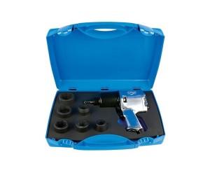 Set IMPACT cu pistol pneumatic si accesorii 3 4 UNIOR - Masini de gaurit pneumatice - Unior
