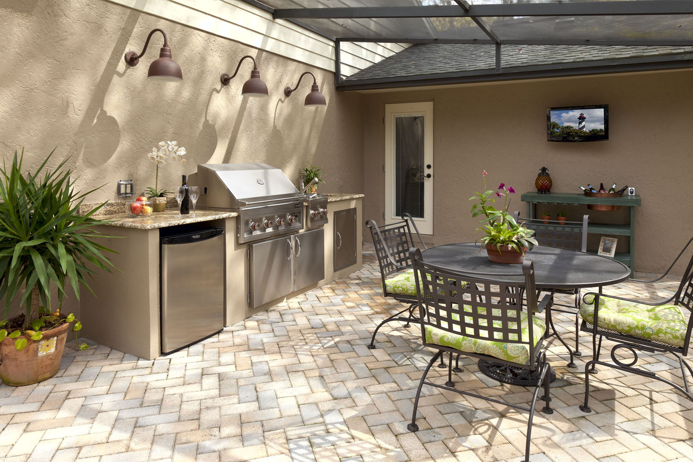 Cateva idei pentru amenajarea bucatariei de vara - Cateva idei pentru amenajarea bucatariei de vara
