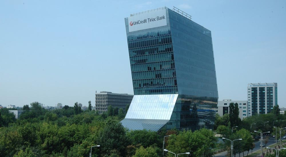Sediu Unicredit Bank Bucuresti - Sediu Unicredit Bank Bucuresti