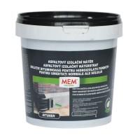 Solutie bituminoasa pentru hidroizolatii fundatii - pentru umiditati normale ale solului - Pelicule hidroizolante