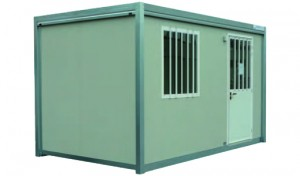 Containere monobloc LC40 - Containere multifunctionale