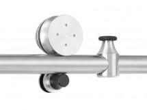 Sistem pentru usi glisante din sticla 05705050 Montage - Sisteme pentru usi glisante din sticla SADEV DECOR