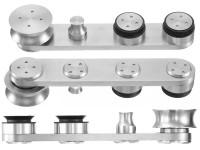 Sistem pentru usi glisante din sticla 05515150 - Sisteme pentru usi glisante din sticla SADEV DECOR