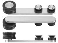Sistem pentru usi glisante din sticla 05535150 - Sisteme pentru usi glisante din sticla SADEV DECOR