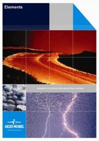 Colectia Elements - Vopsele pulberi