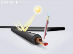 Izolatie elastomerica flexibila Armaflex HT - Armaflex - tuburi si placi din cauciuc elastomeric
