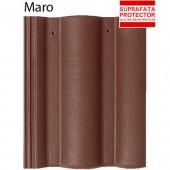 Tigla din beton ROMANA Maro - Tigla din beton - Romana
