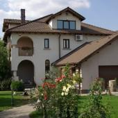 Invelitoare cu tigla din beton ROMANA - Maro - Tigla din beton - Romana
