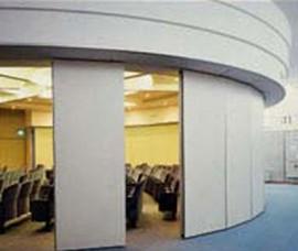 Pereti mobili cu glisare pe orizontala DESIGN 100 - Peretii mobili glisanti pe orizontala, fonoizolanti