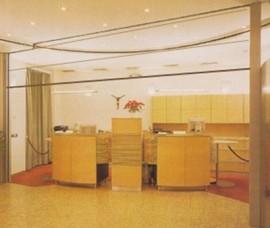 Pereti mobili cu glisare pe verticala CRISTALLO - Peretii mobili glisanti pe verticala