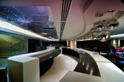 Placare interioara cu material termoformat Corian - Casino Platinum - Placarile interioare - Corian