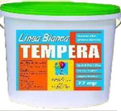 TEMPERA BIANCA - Vopsea lavabila pentru interior - Vopsele lavabile pentru interior