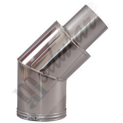 Cot 45° - Componente cos de fum
