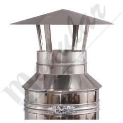 Tronson terminal - Componente cos de fum