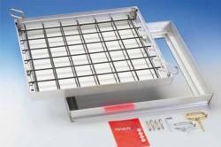Capac vizitare rezistent la 125 Kn BVA ALU - Capace de vizitare din aluminiu