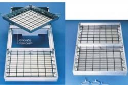 Capac vizitare rezistent la 125 Kn BVA MULTI ALU - Capace de vizitare din aluminiu