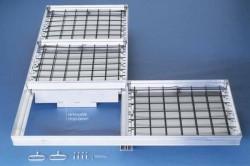 Capac vizitare rezistent la 125 Kn BVA-RA ALU - Capace de vizitare din aluminiu