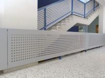 Placi HPL pentru parapeti de scari - Placi HPL pentru parapeti de scari