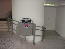 Elevator pentru persoane cu dizabilitati GSL Artira - Casa studentilor Galati - Elevator pentru persoane cu dizabilitati GSL ARTIRA