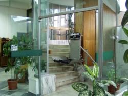 Elevator pentru persoane cu dizabilitati GSL Artira - Muzeul de mineralogie Baia Mare - Elevator pentru persoane cu dizabilitati GSL ARTIRA