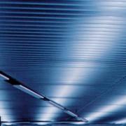 Plafonul metalic lamelar  - Tavane suspendate lamelare
