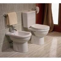 Bideu si wc duobloc Pearl - Vase WC