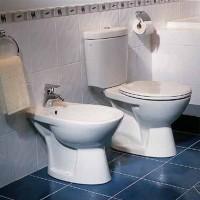 Bideu si wc duobloc Solinar - Vase WC