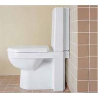 Closet monobloc Cubus - Vase WC