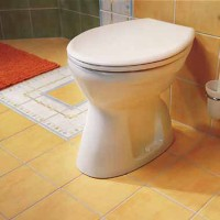 Vas wc cu scurgere verticala Basic - Vase WC