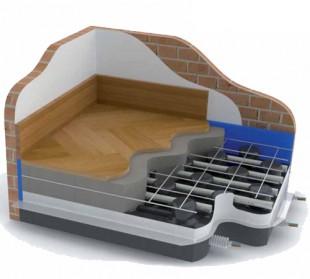Sistem de incalzire prin pardoseala - TECHNO - Sistemul de incalzire in pardoseala TIEMME - TECHNO