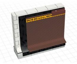 DELTA-MS- Sistem alternativ betonului de egalizare - Membrane