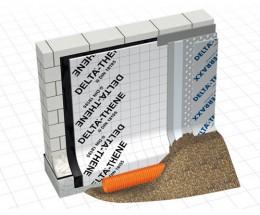 DELTA-THENE - Membrana hidroizolanta - Membrane