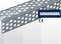 Profil Protectie Colturi - Profile metalice complementare pentru pereti