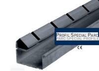 Profil special PARC - Profile metalice complementare pentru pereti