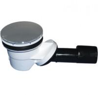 Sifon pentru cadita dus cu articulatie pentru orificii - Sifoane de scurgere pentru pardoseala si accesorii