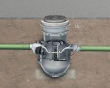 Instalatii de separare lichide usoare din polietilena - Oleopass P - Instalatii de separare lichide usoare din polietilena