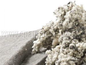Termoizolatie din lana - Termoizolatie din lana