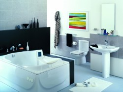 Obiecte sanitare set SIDNEY - Obiecte sanitare set SIDNEY