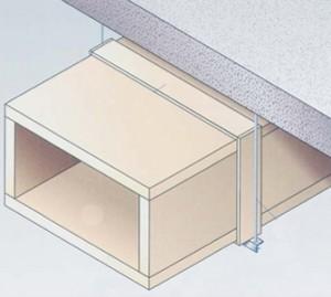 Tubulatura independenta de ventilatie PROMATECT® (120 minute - 240 minute) - Protectie antifoc
