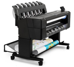 Plotter HP DesignJet T1500 36'' ePrinter - Plottere