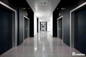 Sistem de compartimentari interioare modulare demontabile Sanilux - Sistem de compartimentari interioare modulare demontabile SANILUX 3