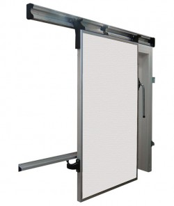 Usa glisanta cu izolatie termica 68mm - 480PT - Refrigerare - Usi frigorifice