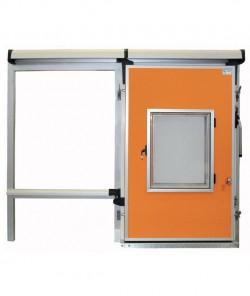 Usa glisanta ATCM pentru atmosfera controlata - Usi frigorifice
