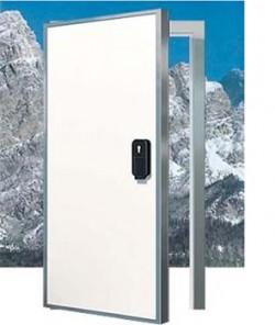 Usa pivotanta cu izolatie termica 68mm tip - 500 TN - Refrigerare - Usi frigorifice