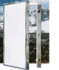 Usa pivotanta cu izolatie termica 100mm - 603 LWT - Semicongelare - Usi frigorifice