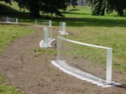 Plexiglas blocuri - Decor gradina - Plexiglas pentru arhitectura si amenajari