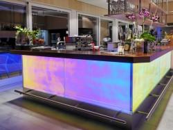 Plexiglas Radiant - Decor bar - Plexiglas pentru arhitectura si amenajari