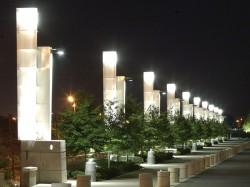 Plexiglas Satin Ice - Lumini stradale - Plexiglas pentru arhitectura si amenajari